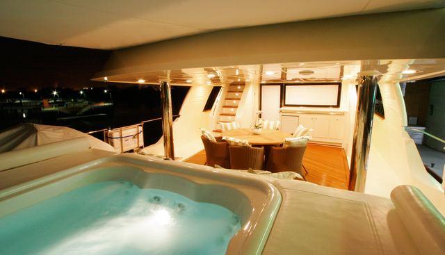 Tenggiritoo Charter Yacht - 3