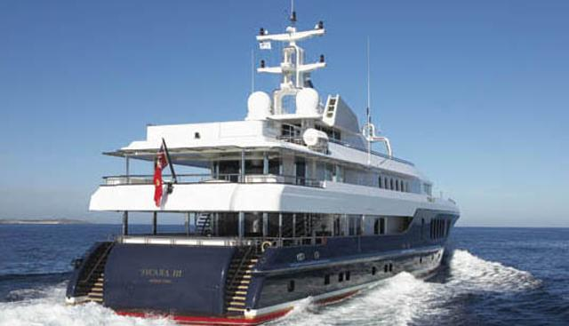 Sirona III Charter Yacht - 3