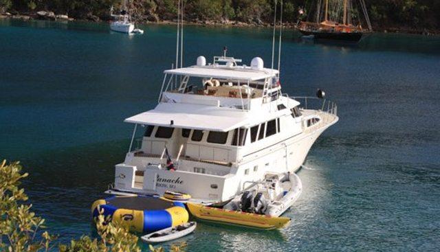 Panache Charter Yacht - 4