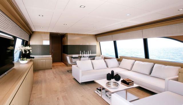 Saudades Charter Yacht - 6