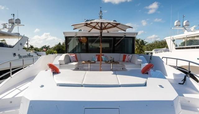 Day One Charter Yacht - 2