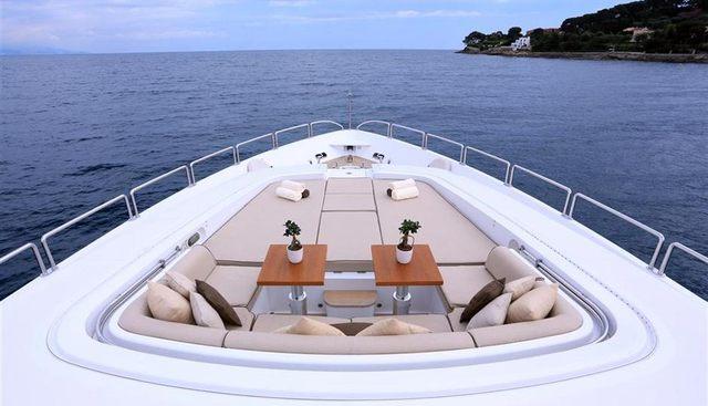 Walindi Charter Yacht - 2
