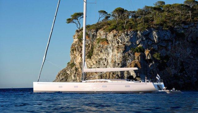 BeCool Charter Yacht
