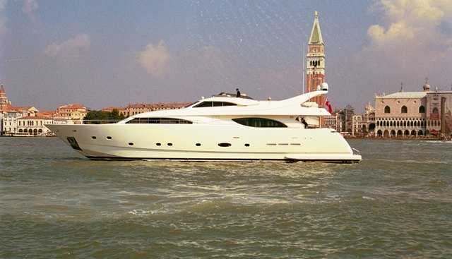 Tomorrow We Ride Charter Yacht