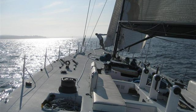 Sagamore Charter Yacht - 3