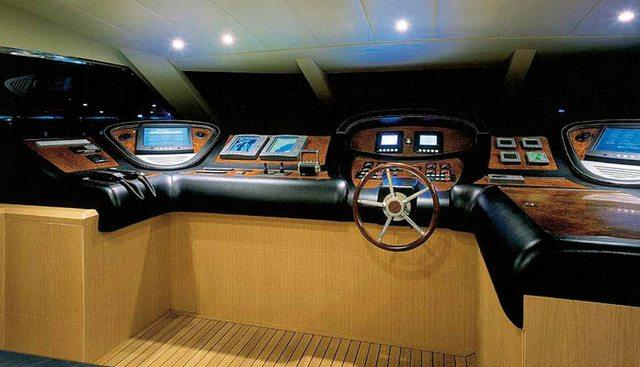 Nassica Charter Yacht - 2