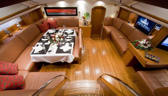 Solitaire of Bosham Charter Yacht - 3