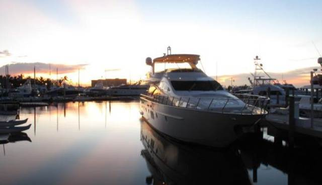 The Franji Charter Yacht - 2