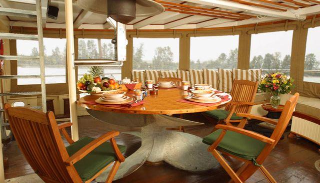 Pacific Yellowfin Charter Yacht - 2