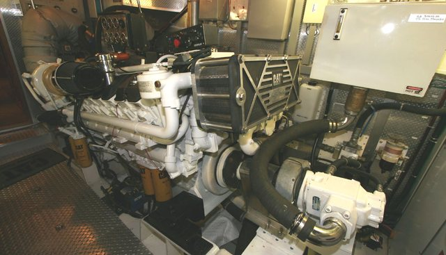 Betsye Charter Yacht - 3