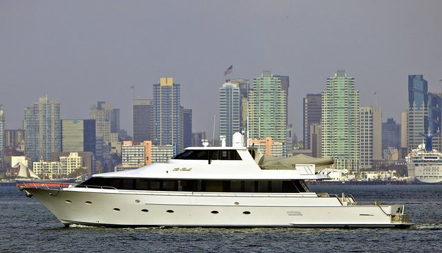 Hi Ball Charter Yacht
