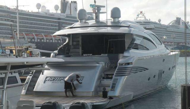 Rompemar Charter Yacht - 3