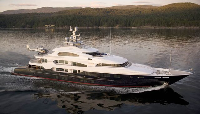 Attessa Charter Yacht