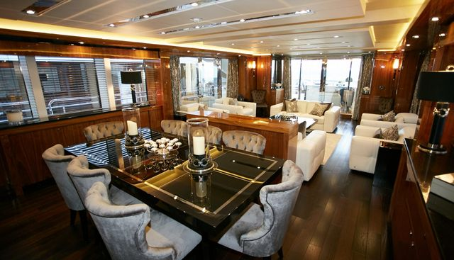 King Charles II Charter Yacht - 6