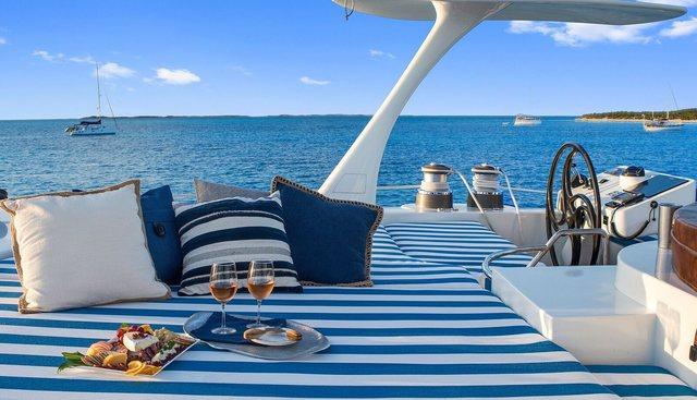 Blue Gryphon Charter Yacht - 3