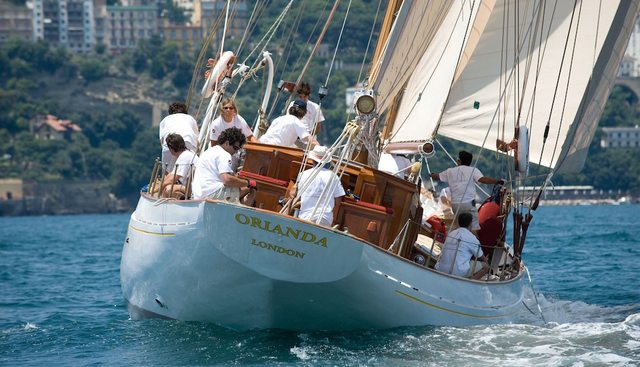 Orianda Charter Yacht - 4