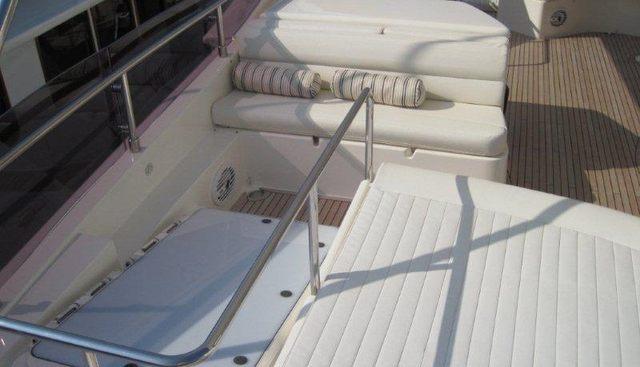 Ricacha Charter Yacht - 5