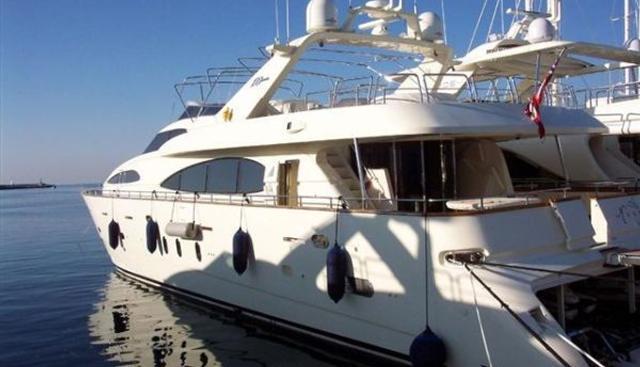 Seven Charter Yacht - 4