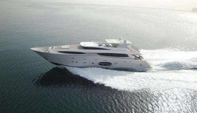 Naser II Charter Yacht