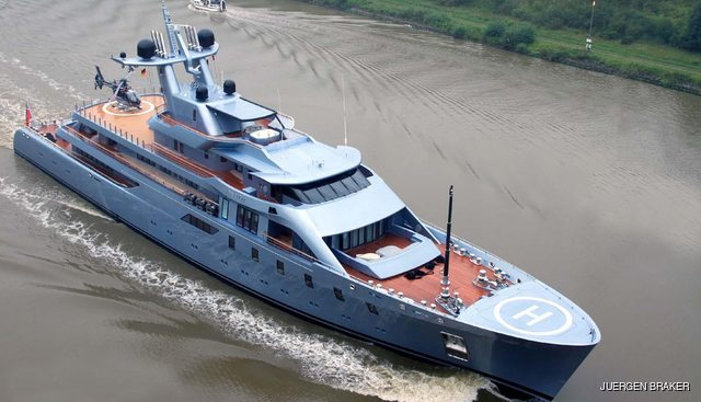 Pacific Charter Yacht - 2
