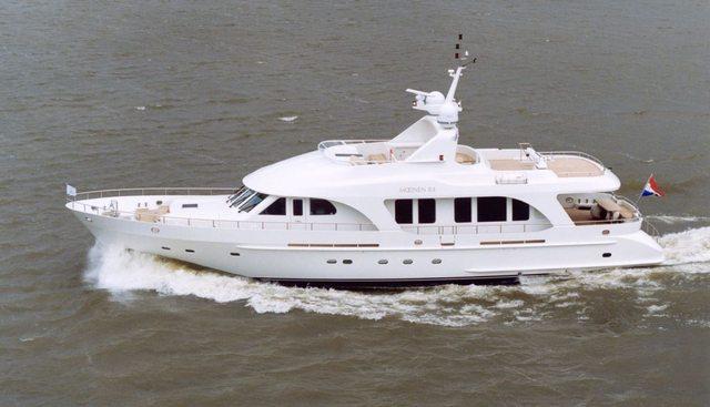 Moonen 84 Charter Yacht - 2