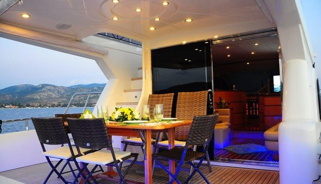 Bozyaka Charter Yacht - 4