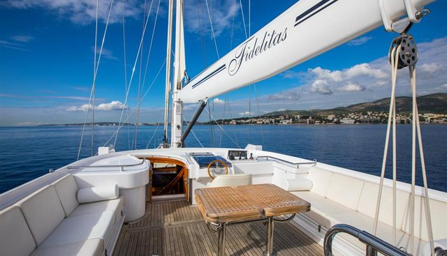 Fidelitas Charter Yacht - 7