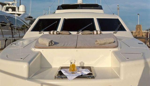 Serendipity Blue Charter Yacht - 2