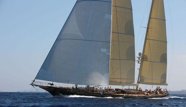 Asgard Charter Yacht