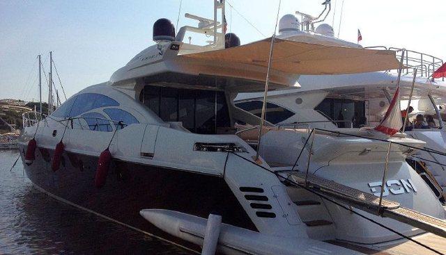 Elysium 3 Charter Yacht - 2