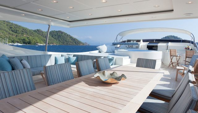 Joan's Beach Charter Yacht - 4