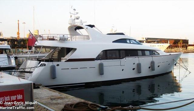 Lady Mikki Charter Yacht - 2