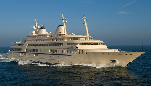 Al Said Charter Yacht