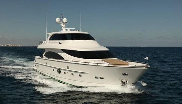 Mineral Water Charter Yacht - 3