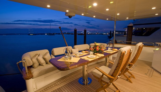 Active Octo Charter Yacht - 2