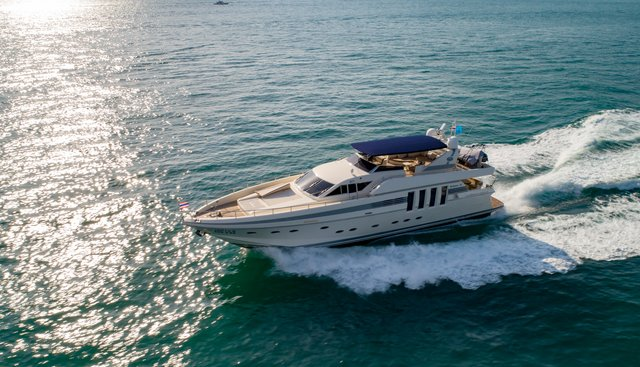 Say Yes Charter Yacht - 5