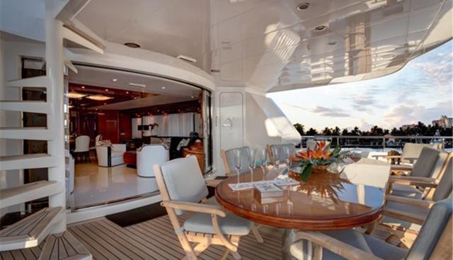 Milos at Sea Charter Yacht - 8
