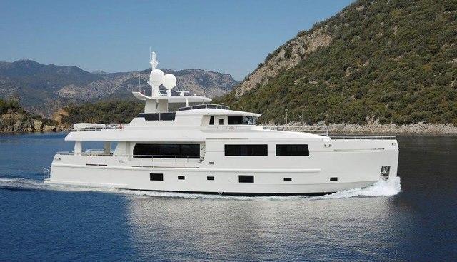 Serenitas Charter Yacht