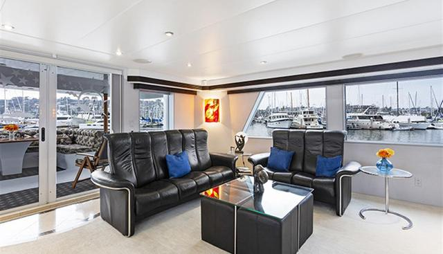Three Blessings Charter Yacht - 7