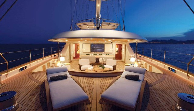 Silencio Charter Yacht - 2