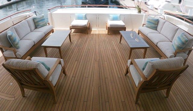 Avalon Charter Yacht - 2