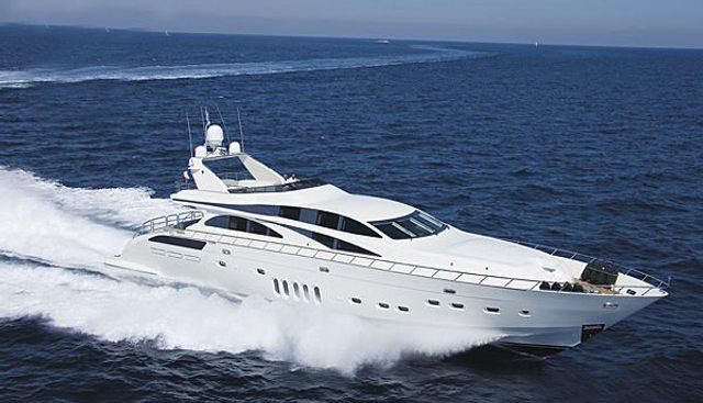 Skiant Charter Yacht