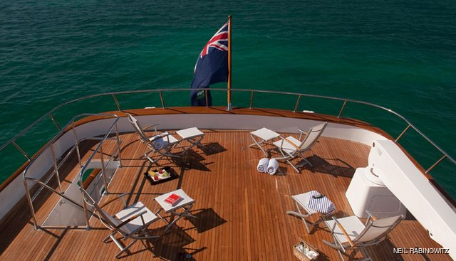 Sarah Lissa Charter Yacht - 5