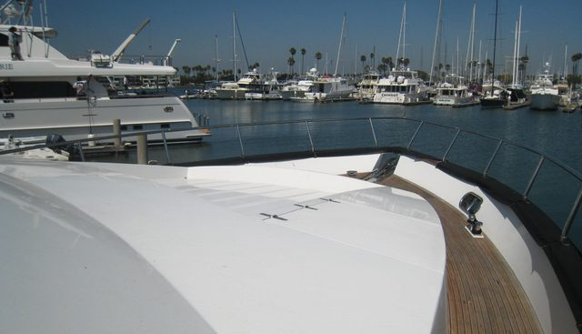 Novatec 80 Charter Yacht - 3