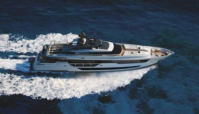 Manhattan Express III Charter Yacht