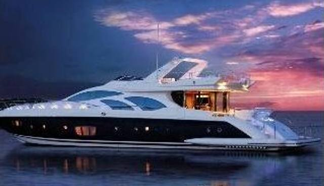 Azimut 98/37 Charter Yacht