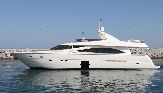 Annouka Charter Yacht