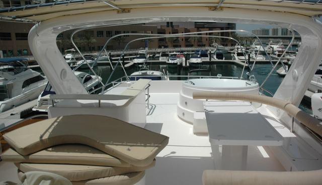 Dubai Marine 85 Charter Yacht - 4