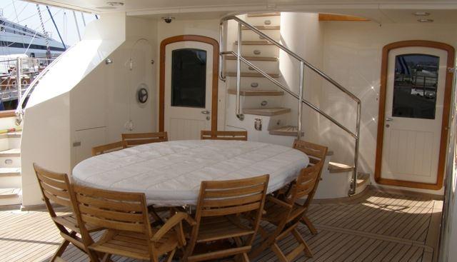 Paradis Charter Yacht - 3