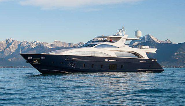 Lamona Charter Yacht - 2